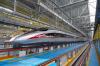 Дебют на новия високоскоростен влак за екстремно ниски температури