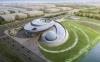 Възобновен е строежът на най-големия в света планетариум в Шанхай