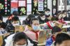 Учениците в Ухан се завърнаха в класните стаи
