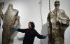 Художници от различни държави дадоха висока оценка на скулптурите на У Уейшан