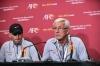 След загуба от Сирия е приета оставката на легендарния треньор Липи