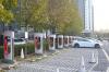 Над 200 хил. стълба за електромобили в Пекин